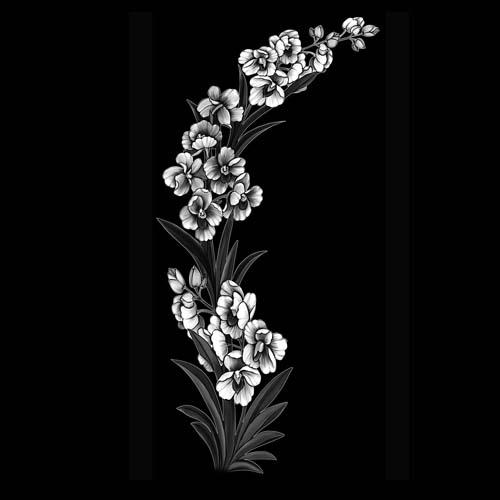 Цветок 105