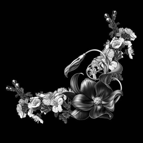 Цветок 123