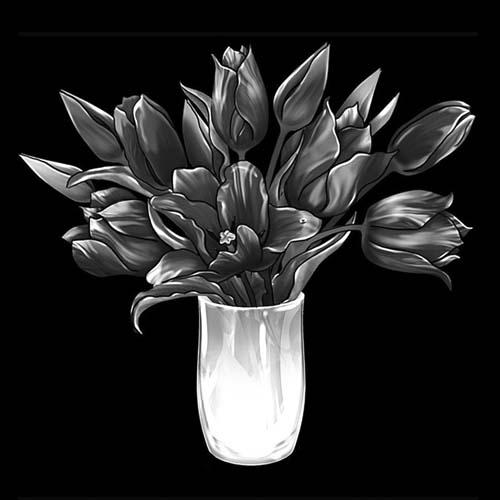 Цветок 124