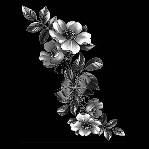Цветок 132