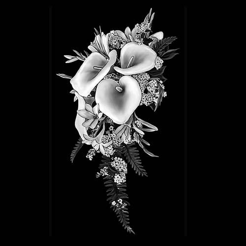 Цветок 133