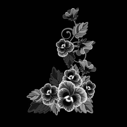 Цветок 135