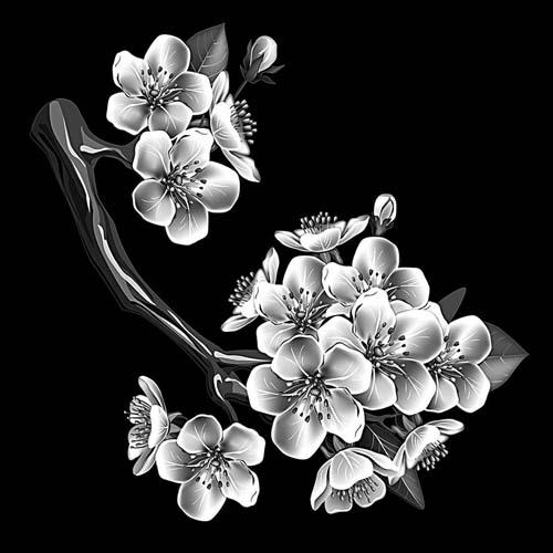 Цветок 136