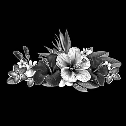 Цветок 25