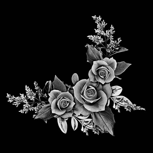 Цветок 74