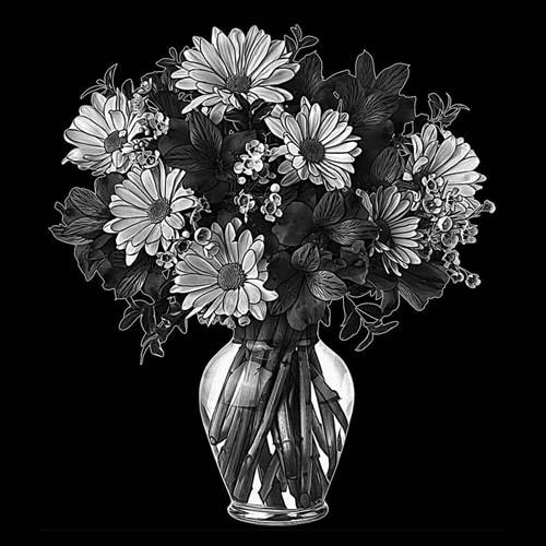 Цветок 84