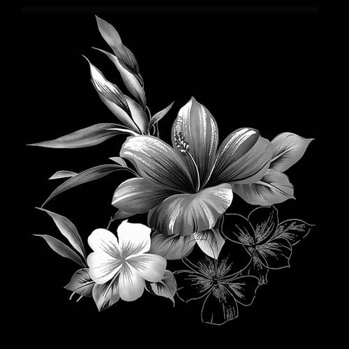 Цветок 91